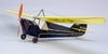 Aeronca C-3 #1813 Dumas Electric R/C Balsa Wood Model Airplane Kit