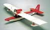 AQUA-STAR SEAPLANE #502 Herr 1/2A Fuel Powered Balsa Wood Model Airplane Kit