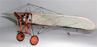 Bleriot X1 #D11 Easy Built Models Balsa Wood Model Airplane Kit (Display Only)