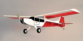 Cloud Ranger #508 Herr Electric or 1/2A Trainer R/C Balsa Wood Model Airplane Kit