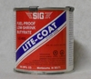 Lite Coat Clear #LC003  8oz Can Sig Paint