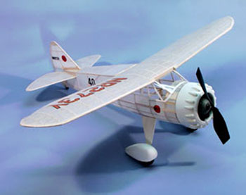 "Mr Mulligan #303 Dumas 30"" Wingspan Balsa Wood Model Airplane Kit"