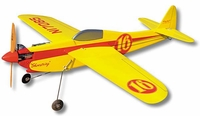 Shoestring #CL13 Profile Fuselage Control Line SIG Balsa Wood Model Airplane Kit