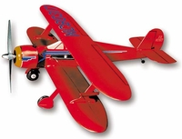 Staggerwing #CL17 Control Line Profile Fuselage SIG Balsa Wood Model Airplane Kit
