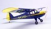 Taylorcraft #1814 Dumas Electric R/C Balsa Wood Model Airplane Kit