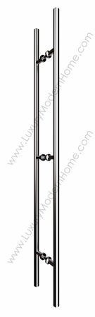 "48"" Round Tube Door Pull Handle"