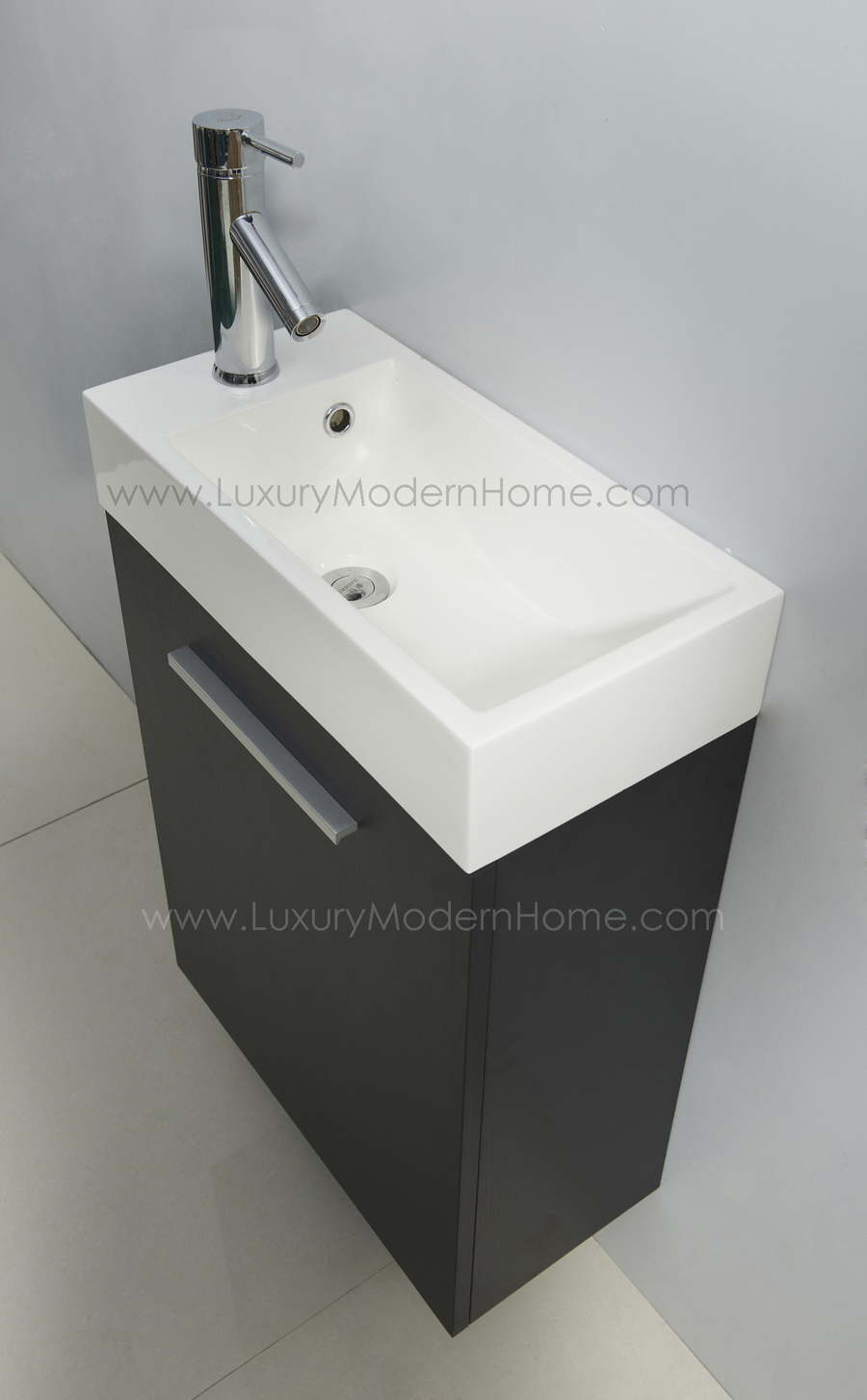 sink and vanity for small bathroom alexius 20 quot x 10 quot narrow black vanity sink 25740