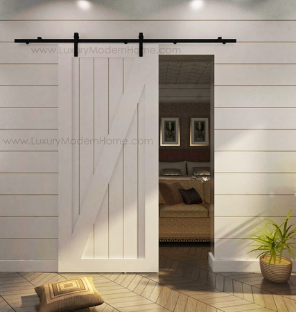 AUSTIN - Sliding Barn Door Hardware