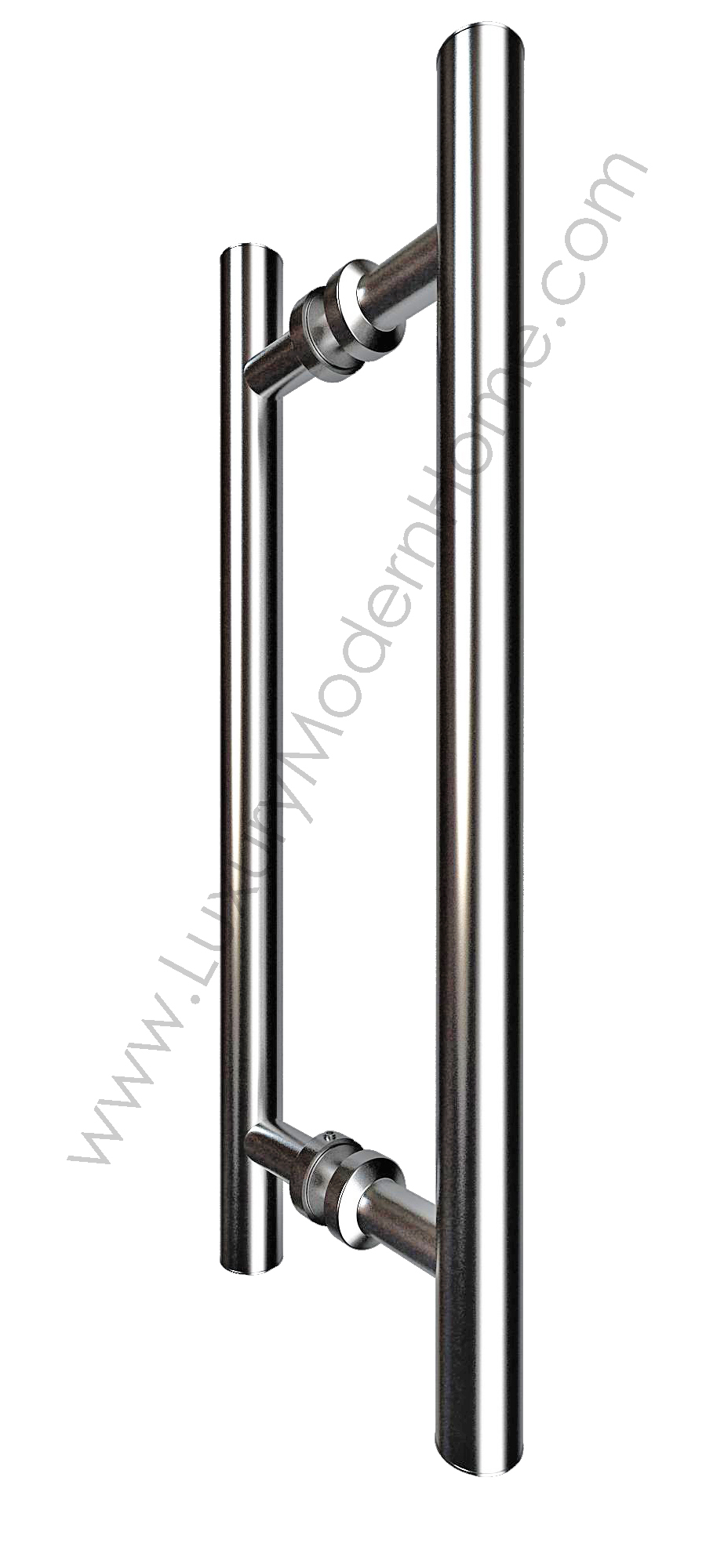 Berlin sliding glass door hardware only longer 98 rail for Sliding glass doors hardware