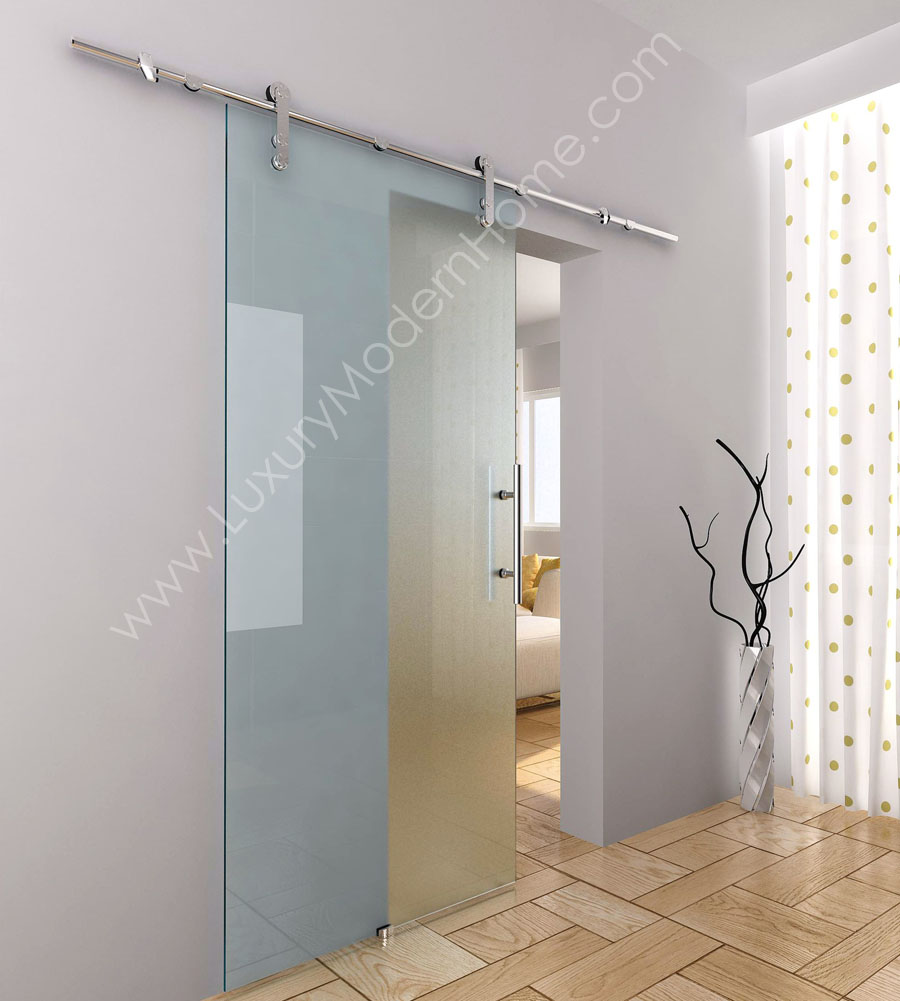 Berlin Sliding Glass Door Hardware Only Longer 98 Rail