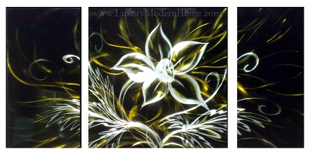 "Corn Spurry Flower - 24"" x 48"""