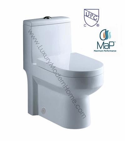 "GALBA - 24.5"" SMALL Toilet - Elongated"