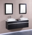 "MARCUS - 24"" x 18"" x 23"" Small Black Vanity Sink"