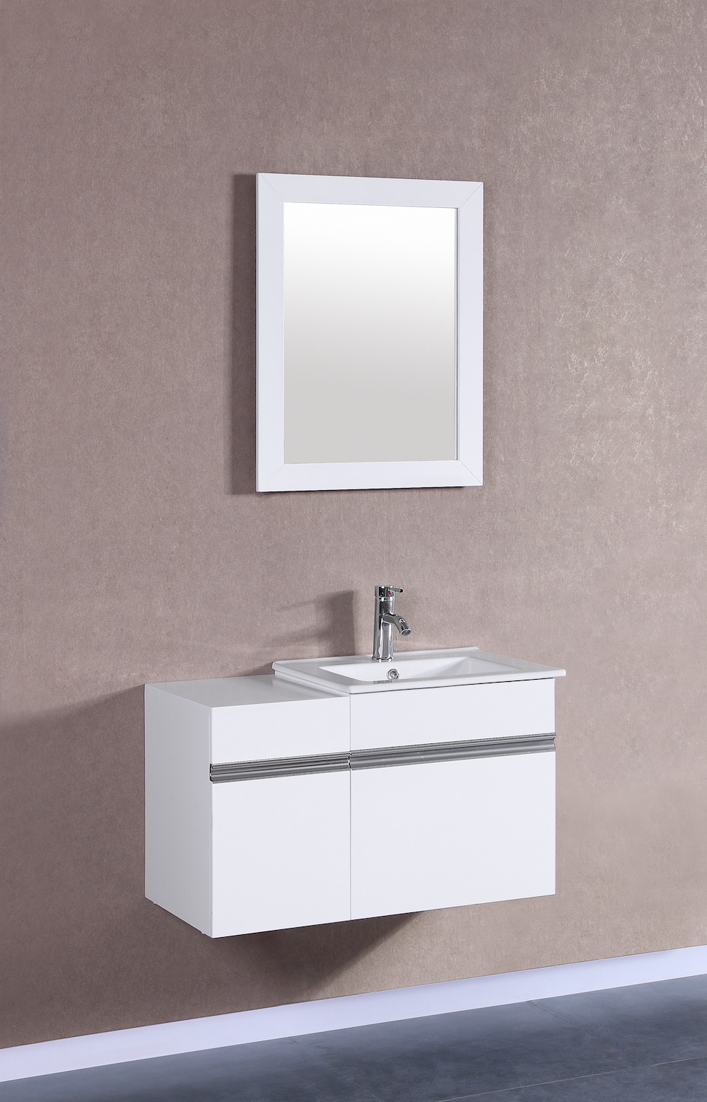 Petronius 20 Quot Small White Vanity Sink