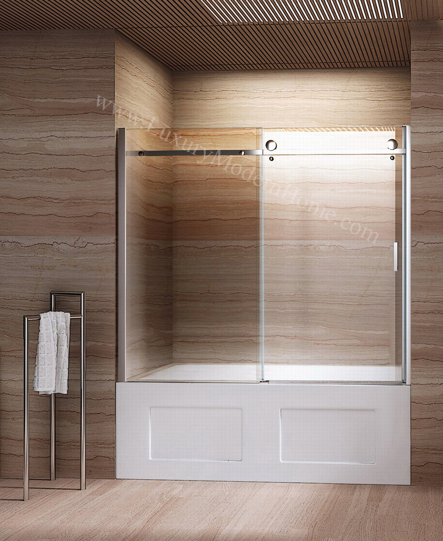 PRISCUS - Glass Sliding Door (58\