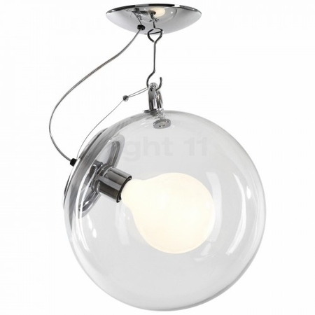 Reproduction Miconos Glass Bubble Ceiling Lamp