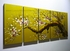 "Spring Flowering Tree 2 - 24"" x 60"" Metal Wall Art"