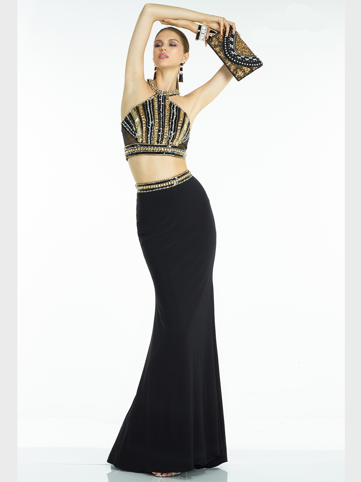 Egyptian Themed Prom Dresses