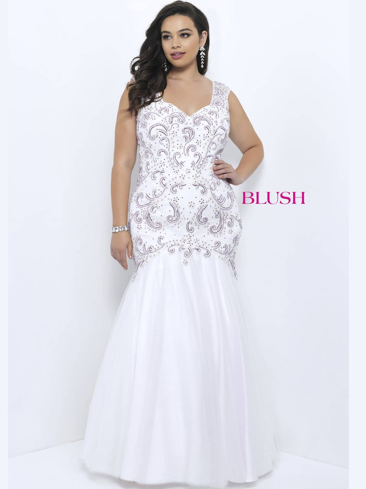 Plus Size Party Dresses White Quinceaneras Dresses Dragon Blog