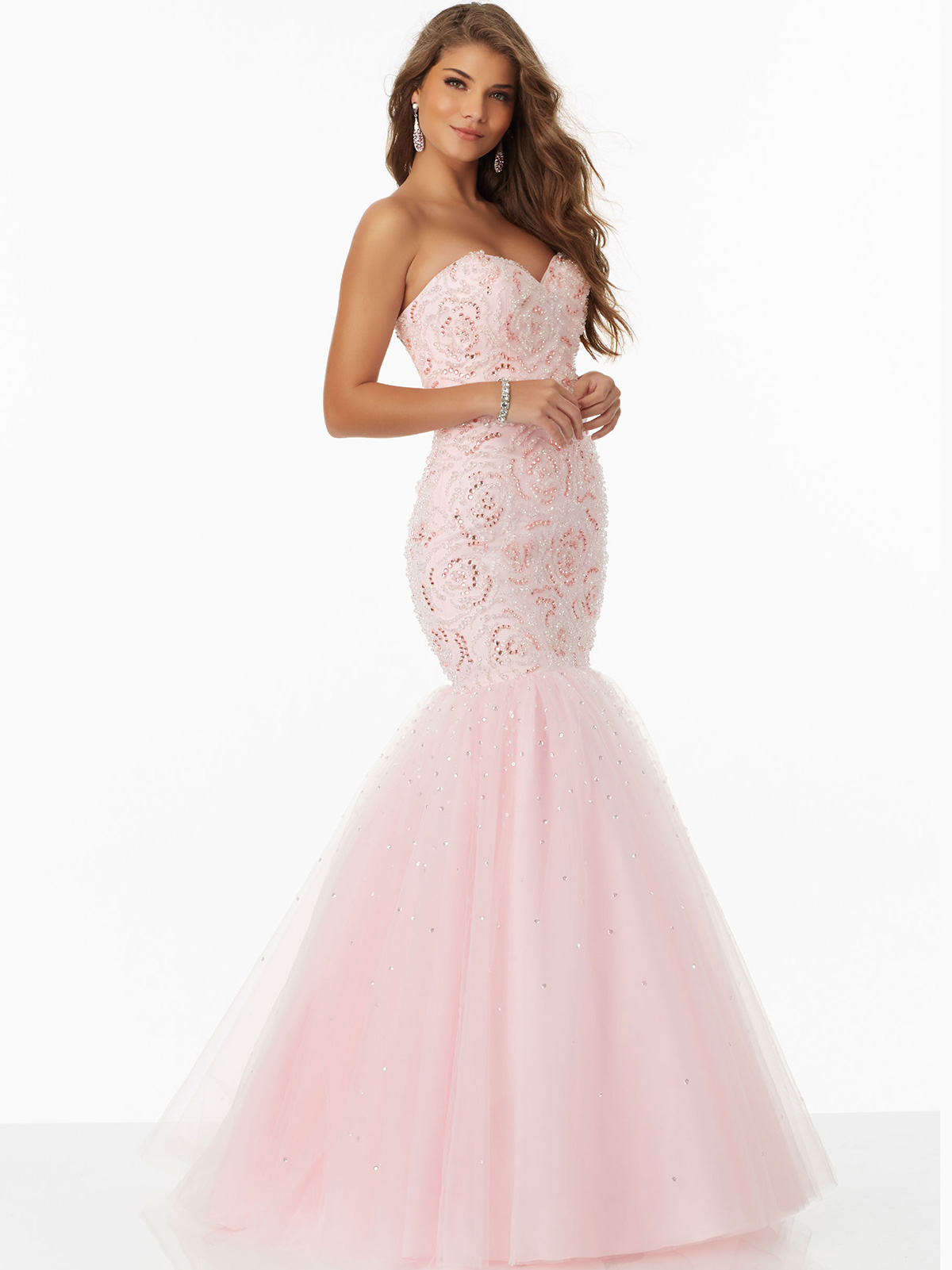 Mori Lee 99026 Sweetheart Prom Gown|DressProm.net