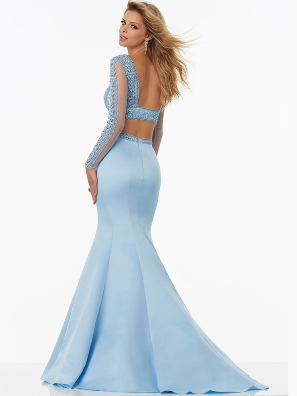 Mori Lee Mermaid Prom Dress – fashion dresses