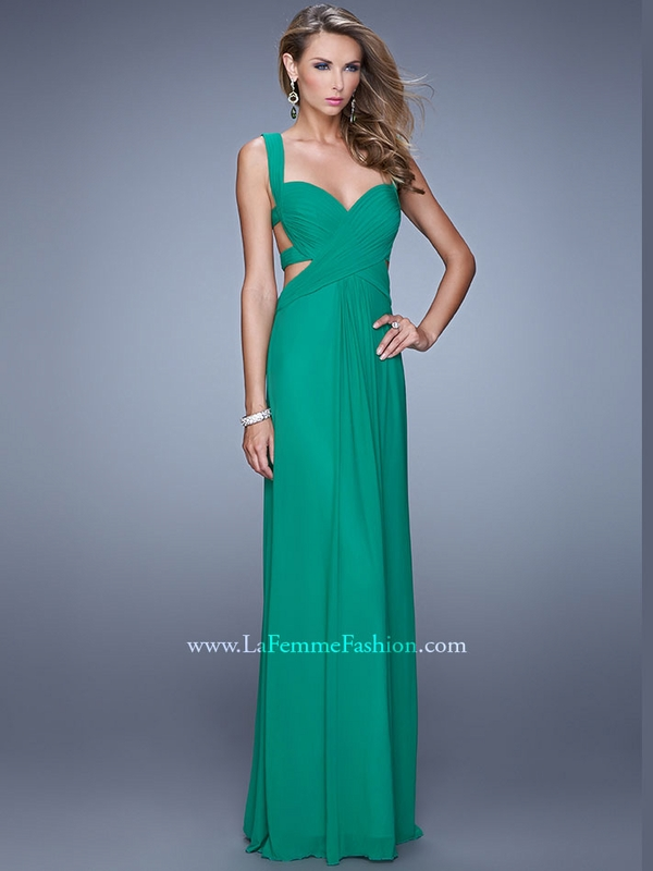 Open Back La Femme Prom Dress 21160 | DressProm.net
