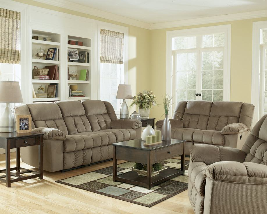 Ashley furniture living room sets modern house for 4 living room chairs