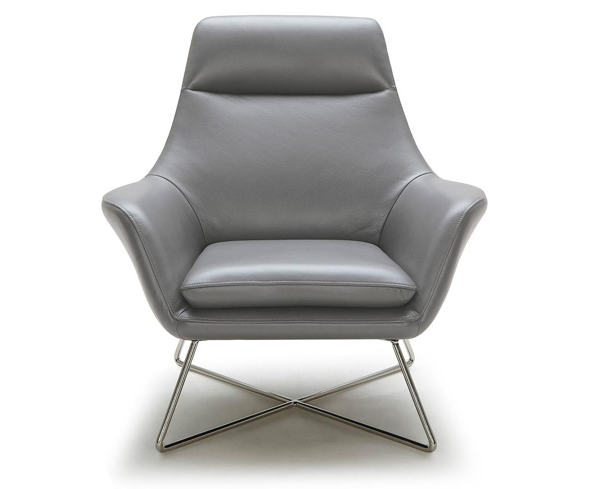 Modern leather club chairs crowdbuild for for Modern lounge chair