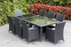 Amazing Ohana Outdoor Patio Wicker Furniture Sectional 30 pc couch set,   Total =$7596, 18% Off,  NOW AT  $6299