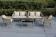 Ohana Sienna 5 Piece Wicker Patio Furniture Conversation  Sofa Seating Set.  Now at $1299