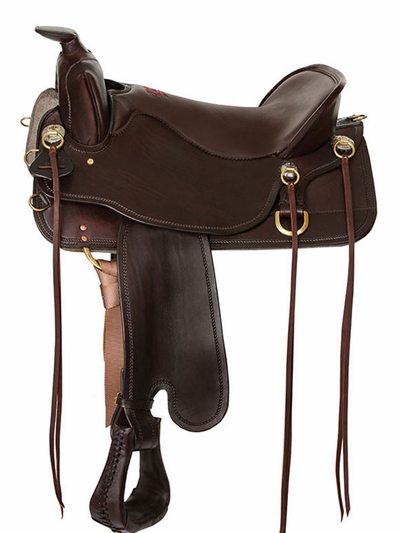 Tucker Cheyenne Frontier Trail Saddle T67