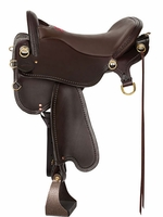 Tucker Endurance Trail Saddle T59