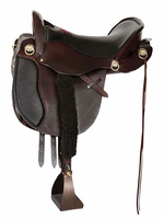 Tucker Equitation Endurance Saddle T49