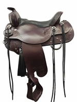Tucker Horizon Trail Head Saddle 271