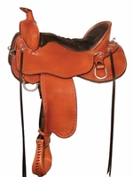 Tucker Black Mountain Smooth Trail Saddle 261