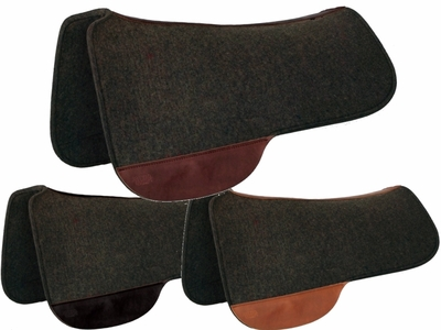 Tucker Black Felt Full Saddle Pad 51
