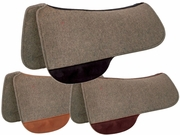 Tucker Gray Felt Full Saddle Pad 50