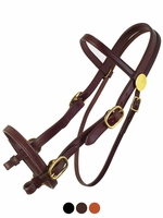 Tucker Plantation Headstall 113