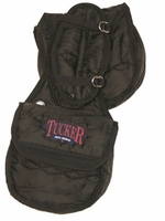 Tucker Nylon Saddle Cantle Bag 4705-10