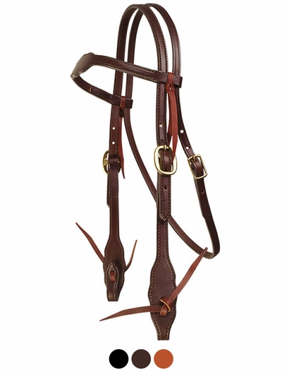 Tucker Sante Fe Trail Bridle 166