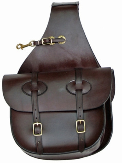 Tucker Traditional Saddle Bag 123