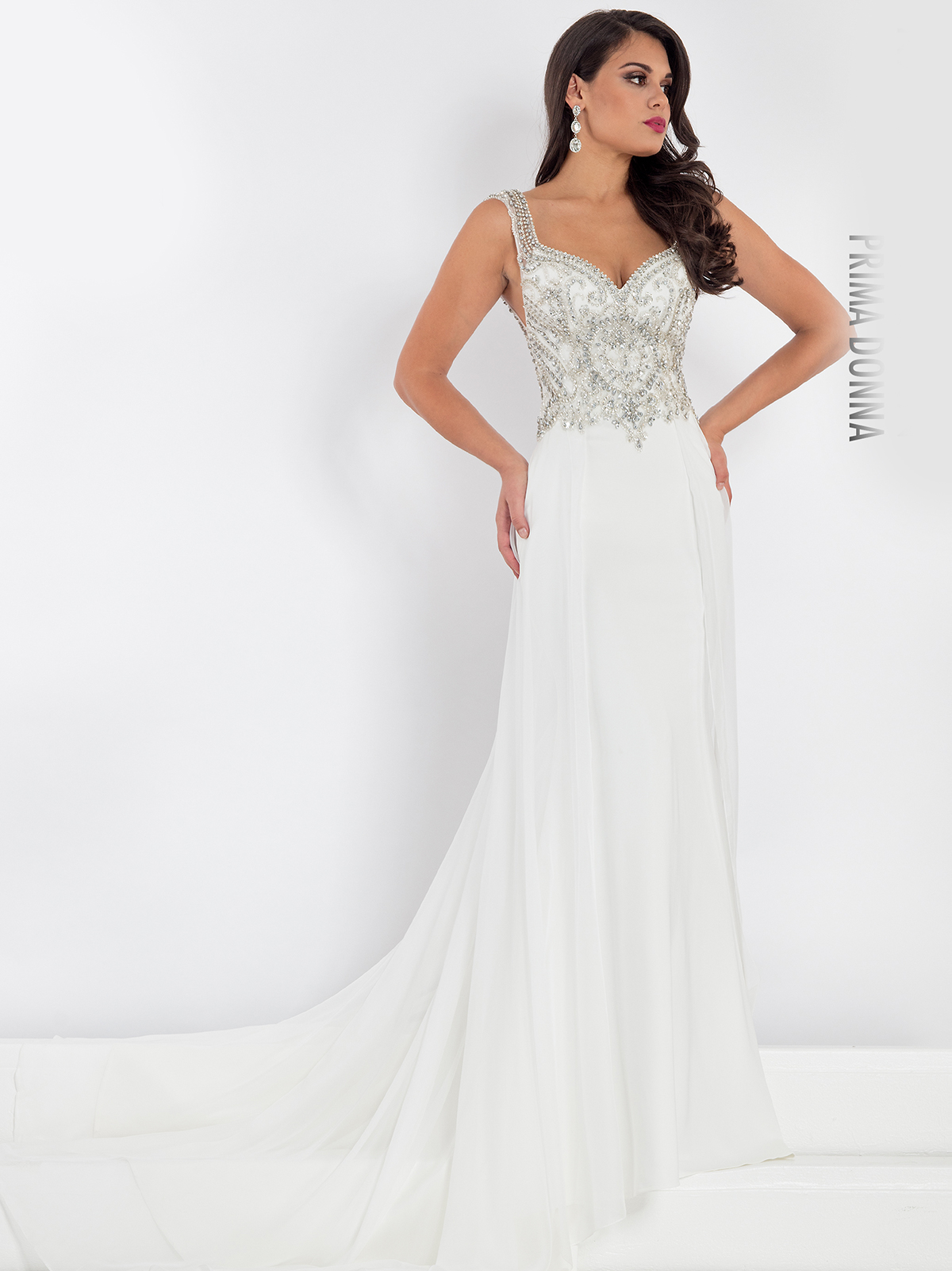 Prima Donna Sweetheart Pageant Gown 5009 by Rachel Allan ...