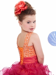 Cute, Cool and Colorful Short Pageant Dresses for Girls
