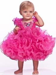 Little Girls' Pageant Dresses | PageantDesigns.com