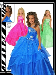 Largest Selection Of Kid Pageant Dresses. All Under One Roof!