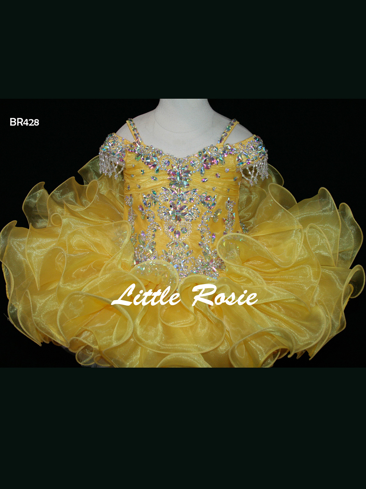 Infant Pageant Dresses | PageantDesigns.com
