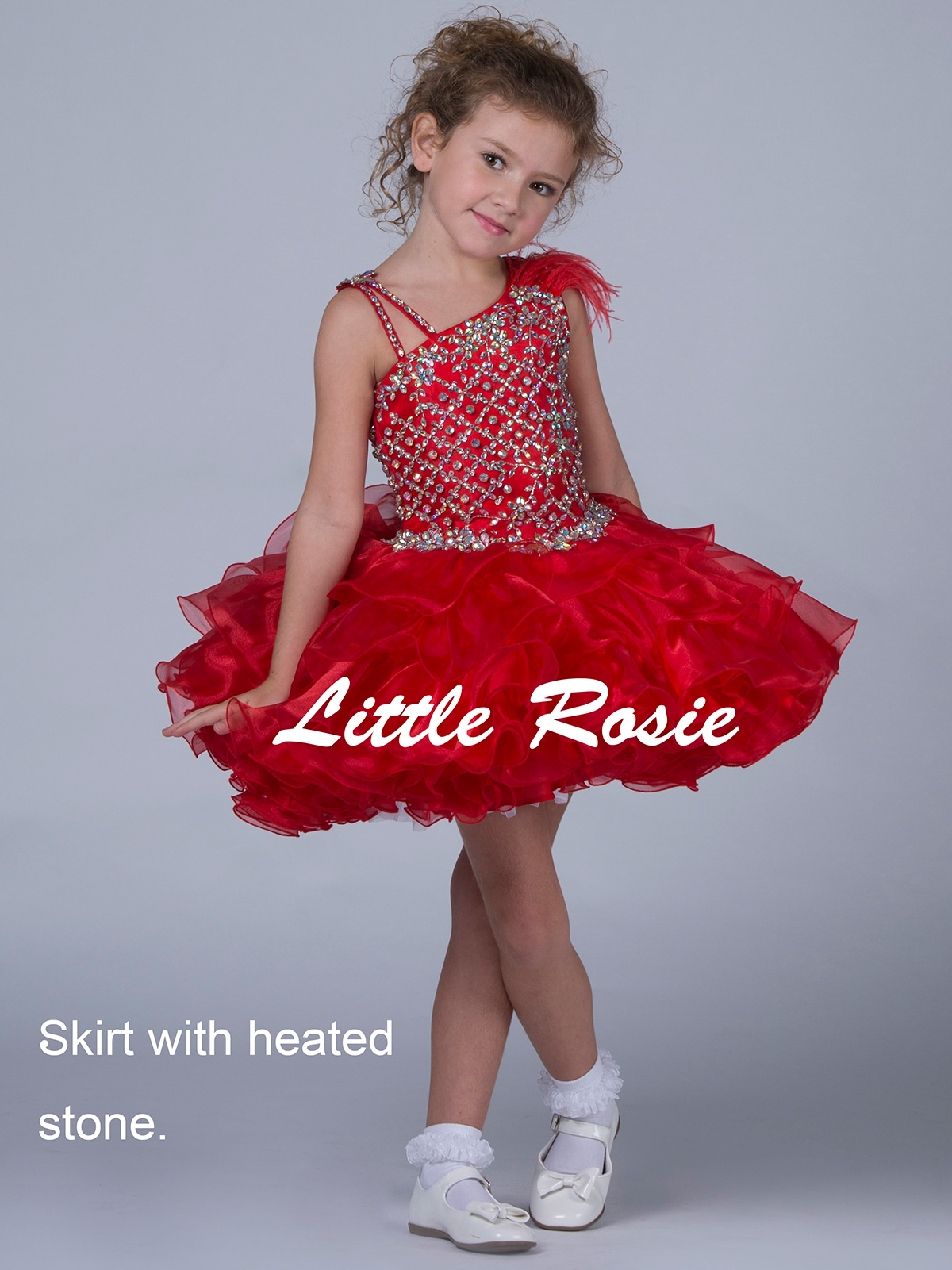 0b3b10d40 Immediate Shipping In Stock Girls Pageant Dresses
