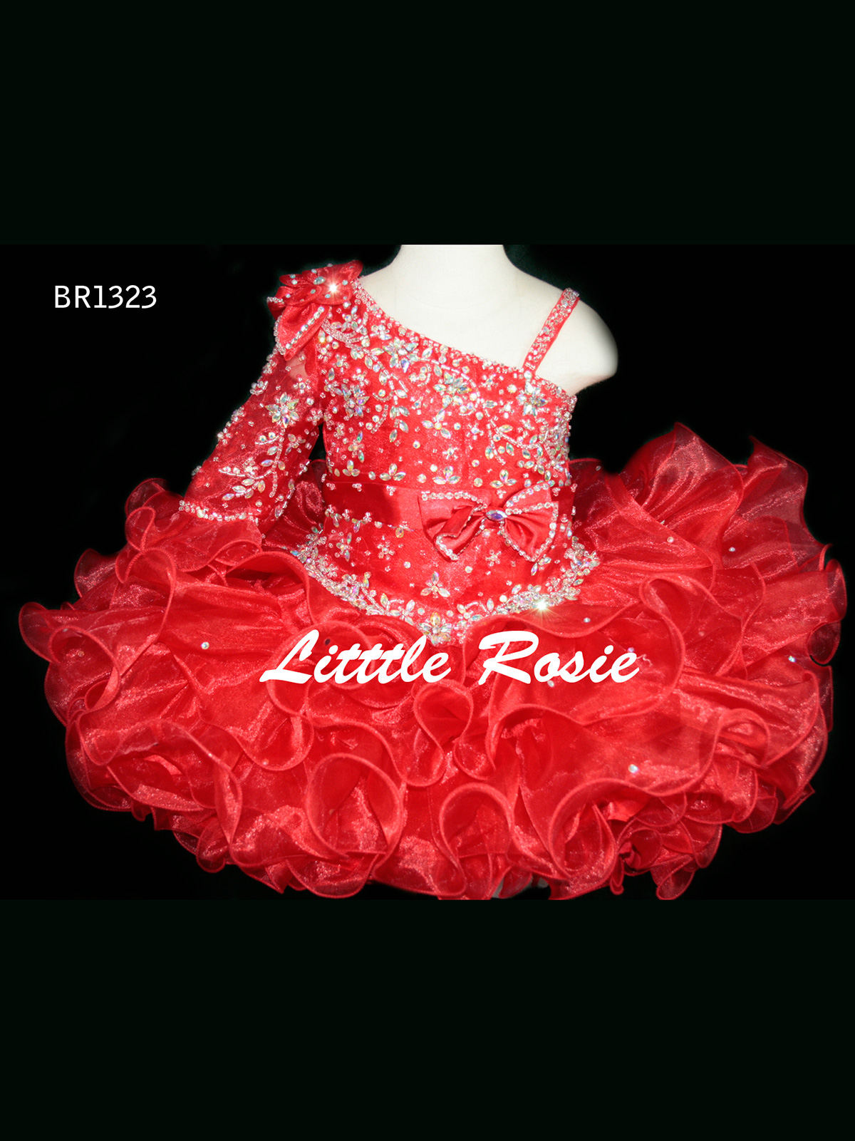 Best Little Rosie Baby Pageant Dresses