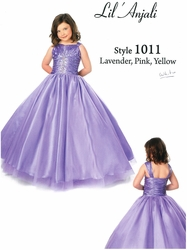 Natural Pageant Dresses Let Your Little Lady�s Personality Shine!