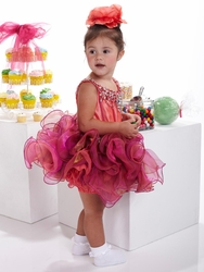 PageantDesigns.com Brings the Cutest Cupcake Pageant Dresses for Little Girls!